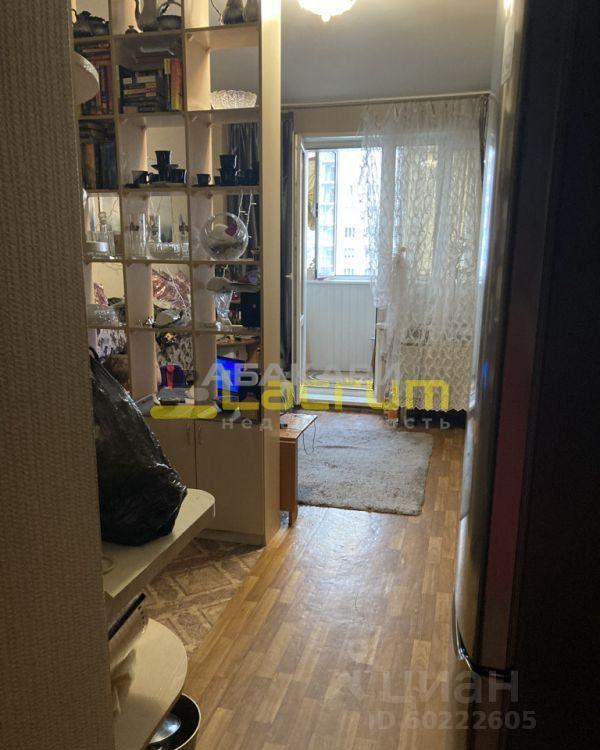 студия ул. Карамзина, 16 11/16 - 25кв | 15000 | аренда в Красноярске фото 0