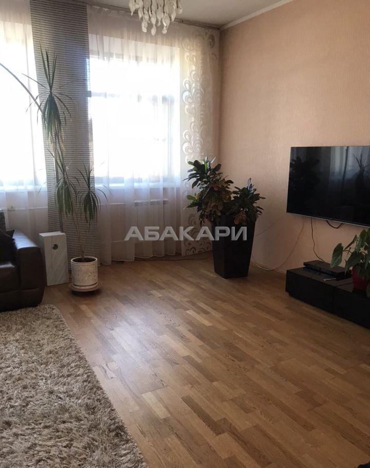 2к квартира пр-т Мира, 7Г 7/9 - 105кв | 58000 | аренда в Красноярске фото 5
