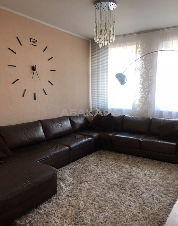 2к квартира пр-т Мира, 7Г 7/9 - 105кв | 58000 | аренда в Красноярске фото 1