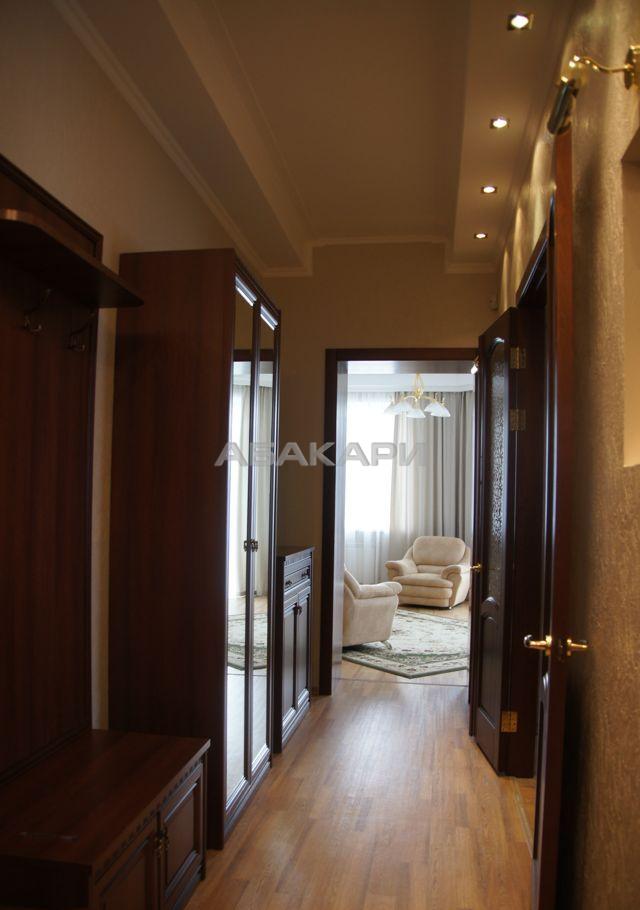 2к квартира ул. Ленина, 116 4/5 - 60кв | 45000 | аренда в Красноярске фото 4