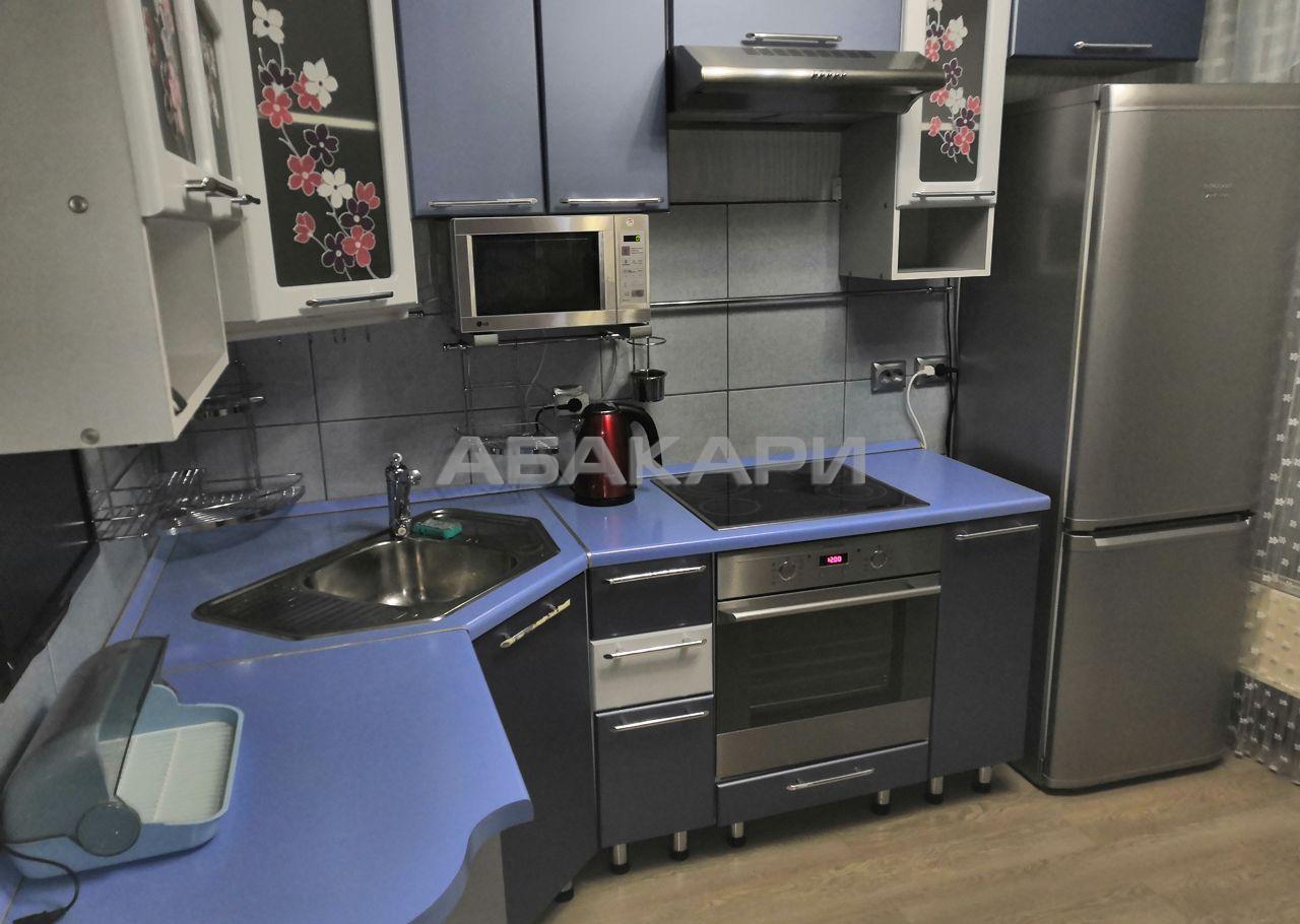 2к квартира ул. 9 Мая, 5 5/10 - 604кв   23000   аренда в Красноярске фото 1
