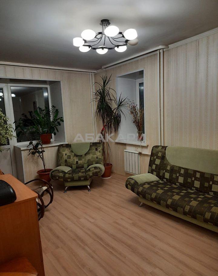 3к квартира ул. Баумана, 25 7/10 - 65кв | 30000 | аренда в Красноярске фото 2