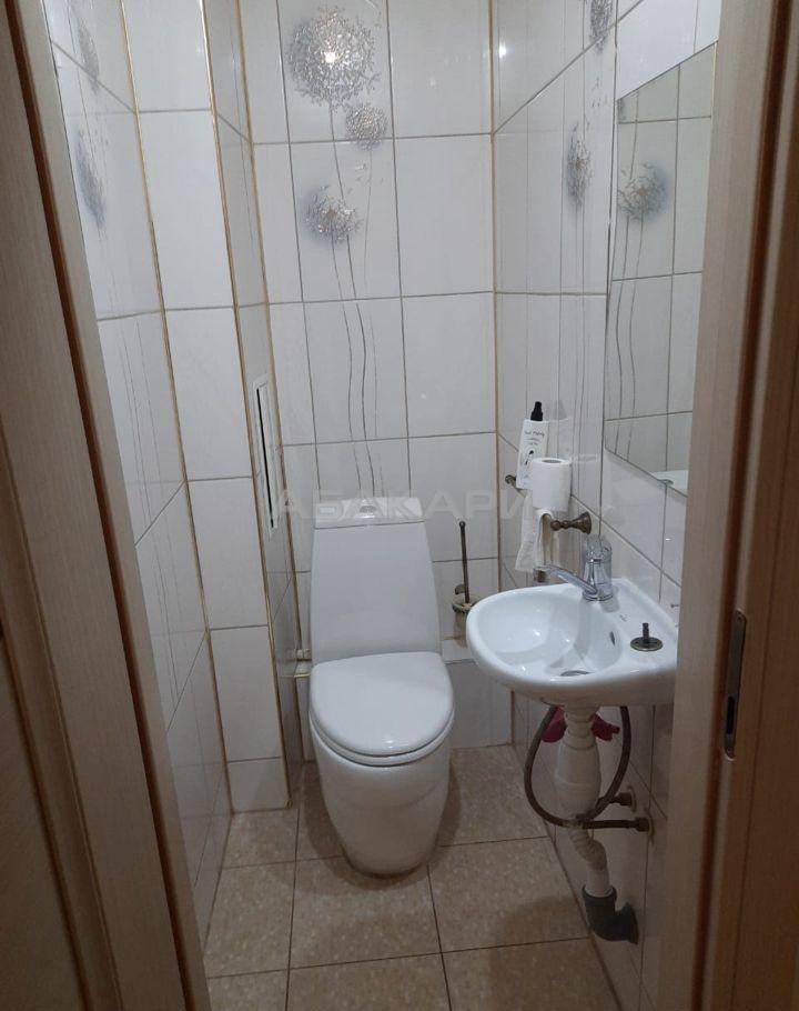 3к квартира ул. Баумана, 25 7/10 - 65кв | 30000 | аренда в Красноярске фото 9