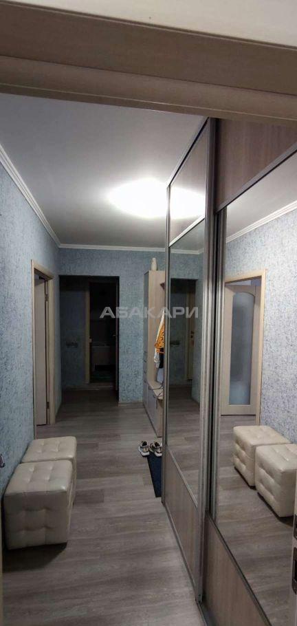 2к квартира пр-т Металлургов, 55А 8/10 - 60кв   30000   аренда в Красноярске фото 4