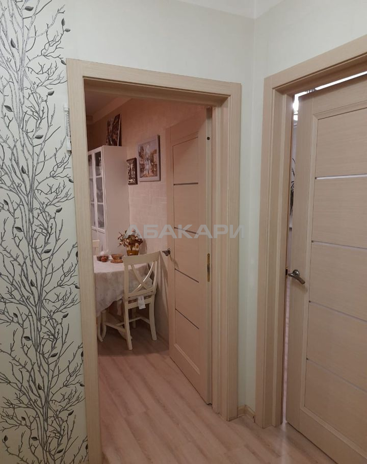 3к квартира ул. Баумана, 25 7/10 - 65кв | 30000 | аренда в Красноярске фото 0