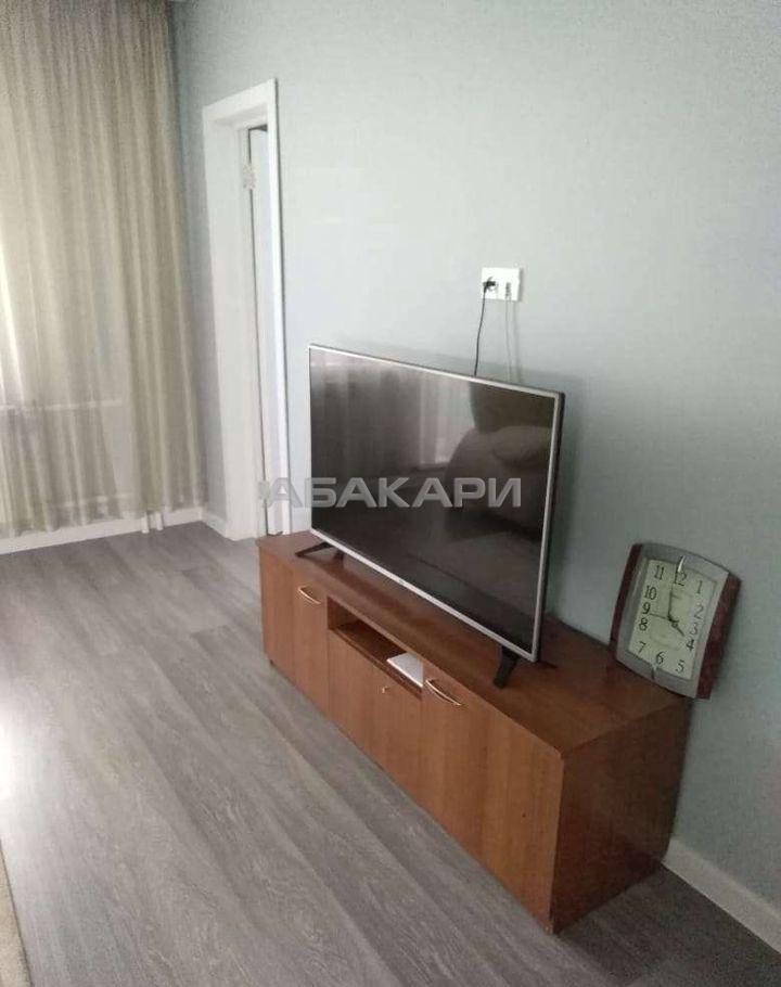 1к квартира , ул. Бабушкина, 41Д 8/10 - 41кв   22000   аренда в Красноярске фото 1