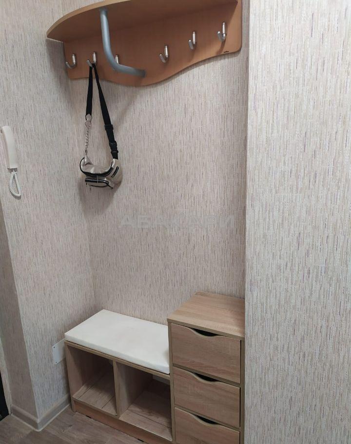 1к квартира ул. Александра Матросова, 40 4/21 - 43кв   20000   аренда в Красноярске фото 3