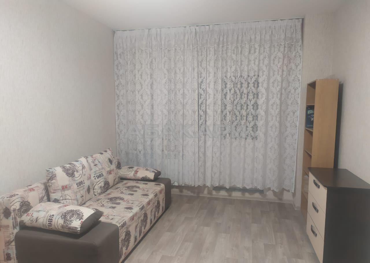 1к квартира ул. Александра Матросова, 40 4/21 - 43кв   20000   аренда в Красноярске фото 2