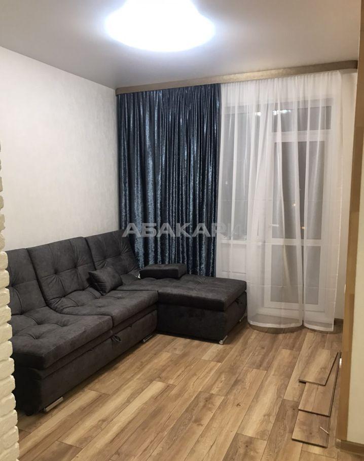 2к квартира ул. Алексеева, 46 7/25 - 46кв | 35000 | аренда в Красноярске фото 3