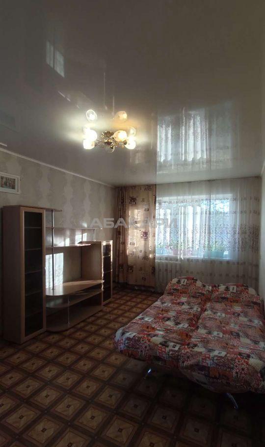 1к квартира пр-т Металлургов, 7 1/5 - 365кв   14000   аренда в Красноярске фото 0