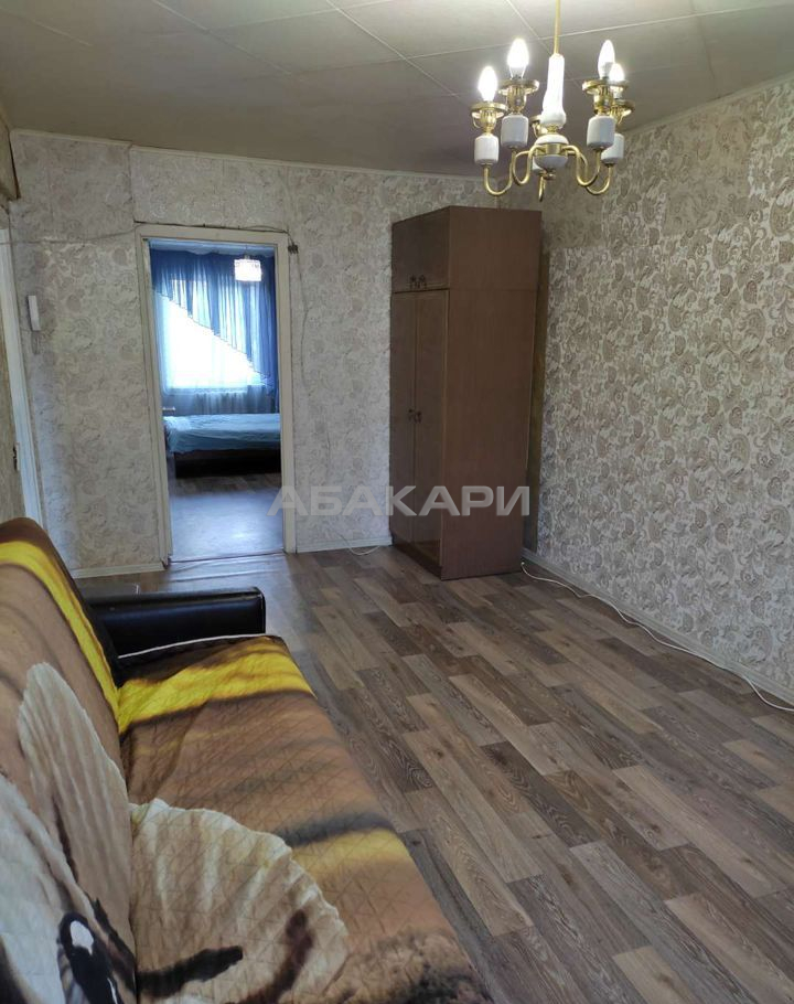 2к квартира Речной пер., 19 2/5 - 46кв | 17000 | аренда в Красноярске фото 2